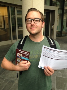 Jonathan Herominki - Animal Tech at Parnassus, UCSF